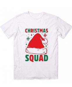 Christmas Squad Basebal T-Shirt