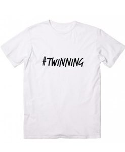Hashtag Twinning T-Shirt
