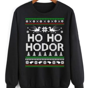 Game of Thrones Ho Ho Hodor Sweater