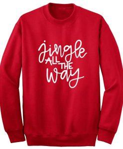 Jingle All the Way Sweater