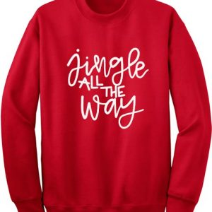 Jingle All the Way Sweater
