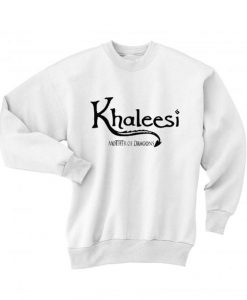 Khaleesi Mother Of Dragons Sweater