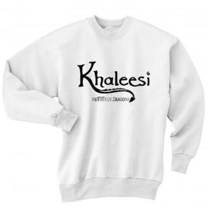 Khaleesi Mother Of Dragons Sweater