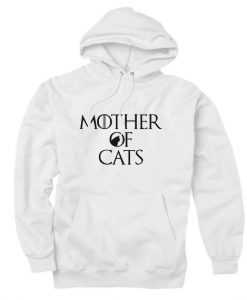 Mother of Cats Hoodie Men And Women Fashion Hoodie