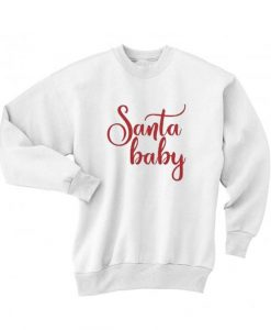 Santa Baby Women's Sweater