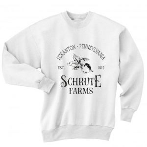 Schrute Farms The Office Sweater