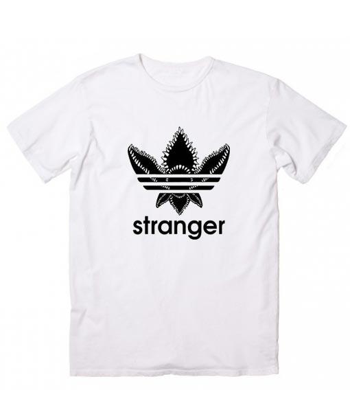 45c391b4b67a Stranger Things Demogorgon Parody T-Shirt - Girls Quotes Tee