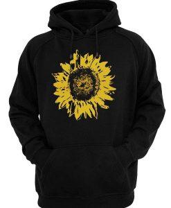 Sunflower Hoodie Men And Women Fashion Hoodie