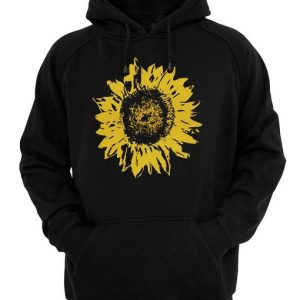 Sunflower Hoodie Men And Women Fashion Hoodie