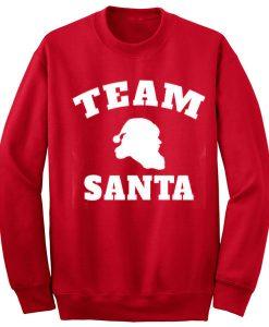 Team Santa Sweater