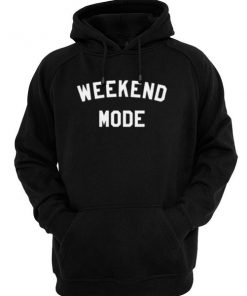 Weekend Mode Hoodie Men And Women Fashion Hoodie