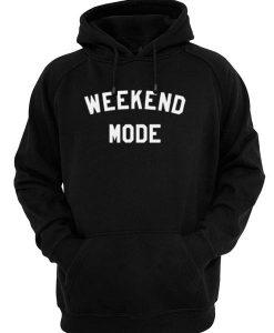 Weekend Mode Hoodie Men And Women Fashion Hoodie