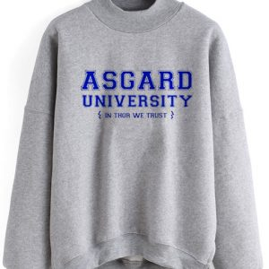 Asgard University Sweater