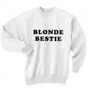 Blonde Bestie Sweater