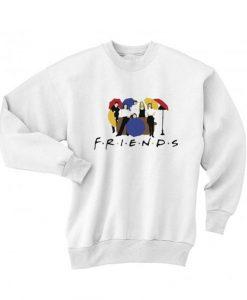 Central Perk Friends TV Show Sweater