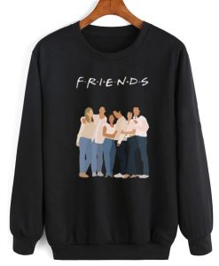 Friends Sweatshirt TV Show Friends TV Show Sweater