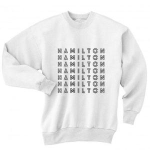 Hamilton Sweater