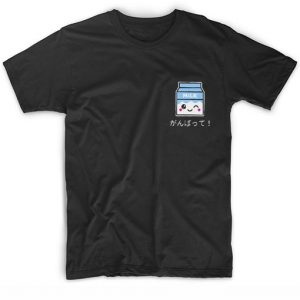 Japanese Milk Pocket T-shirt