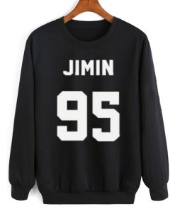 Jimin 95 Jumper Sweater