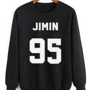 Jimin 95 Jumper Sweater