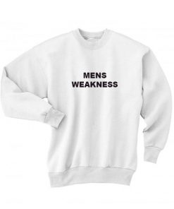 Mens Weakness Sweater