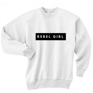 Rebel Girl Sweater