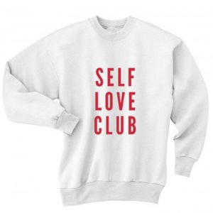 Self Love Club Sweater