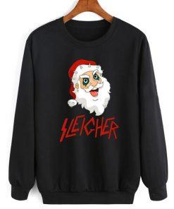 Sleigher Santa Sweater