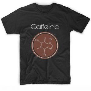 Caffeine Logo T-shirt