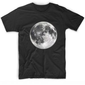 Full Moon Cute T-shirt