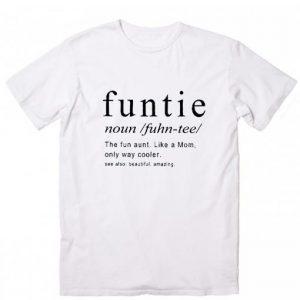 Funtie Definition T-shirt