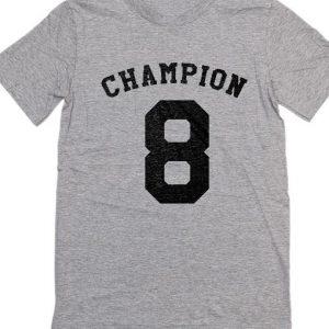 Champion 8 T-shirt