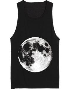 Full Moon Summer Tank top