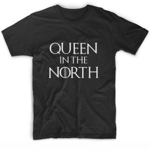 Queen In The North Tee T-shirt