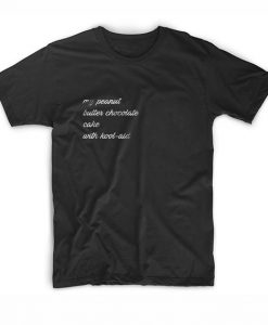 Redbone Lyric T-Shirt