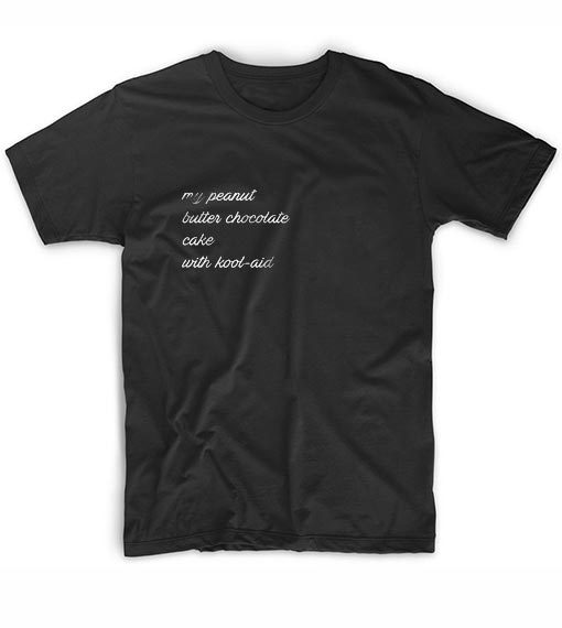 Redbone Lyric T-Shirt
