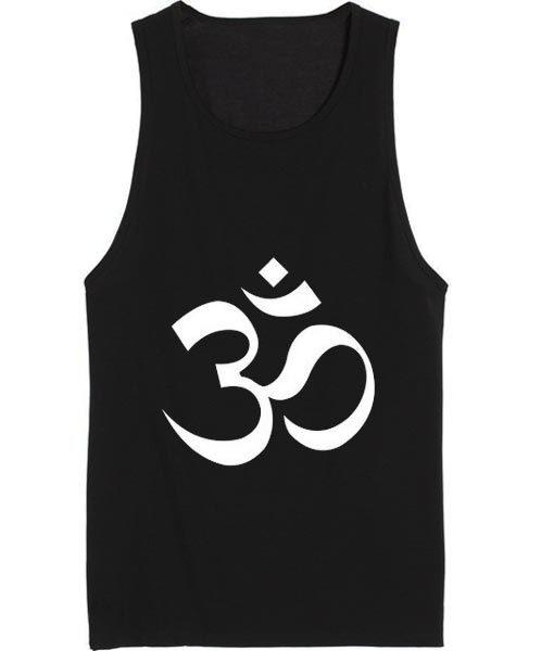 Yoga Om Summer Tank top
