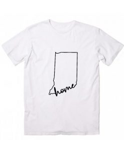 Indiana Home State T-Shirt