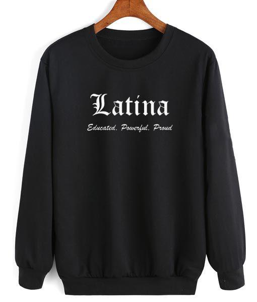 Latina Feminism Sweater