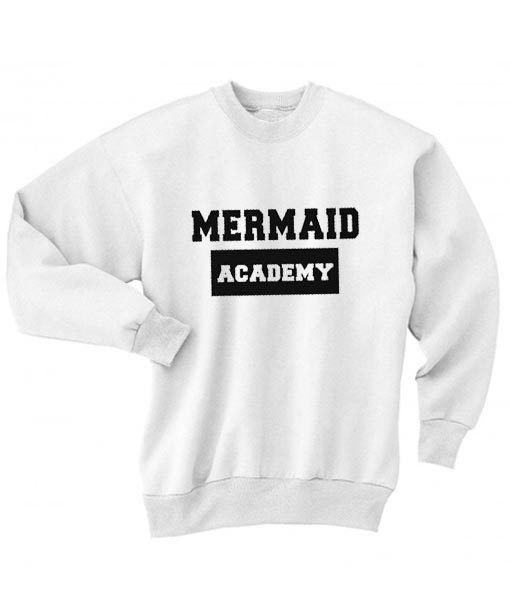 Mermaid Academy Sweater