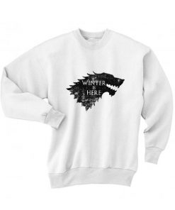 Winter is Here Sweater