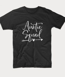 Auntie Squad T-shirt