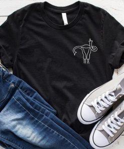 Pocket Uterus T-shirt