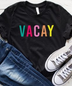 Beachy Vacation T-shirt