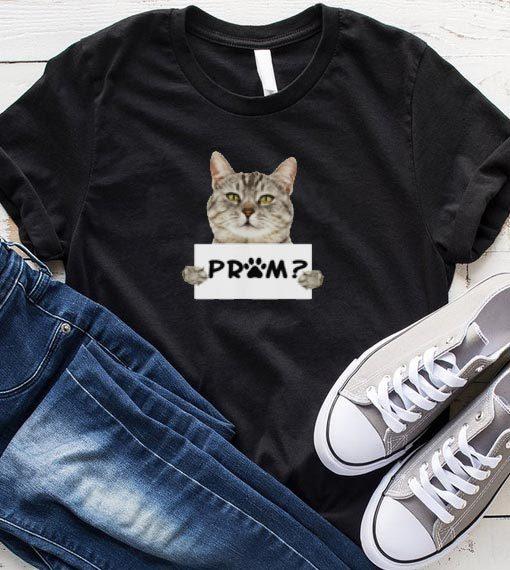 Cat PromPromposal Idea shirt