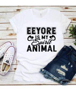 Eeyore Is My Spirit Animal T-shirt