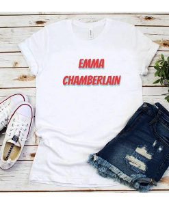 Ladies' Emma Chamberlain T-shirt