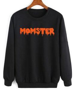 Momster Monster Halloween Sweatshirt