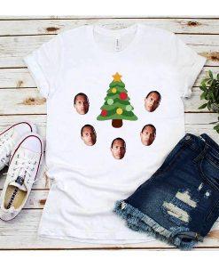 Rock Around The Christmas Tree T-shirt