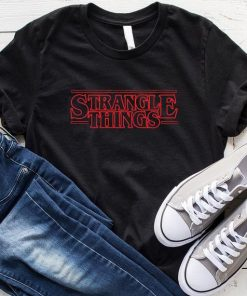 Strangle Things T-shirt